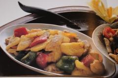 Hühnerbrust mit Ananas - 10